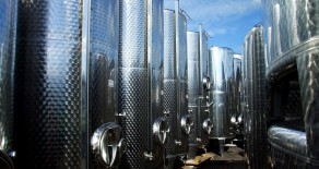 Weinherstellung heute